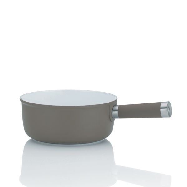 Sýrové fondue MEYRIN keramika, 1L šedohnědá KELA KL-16567
