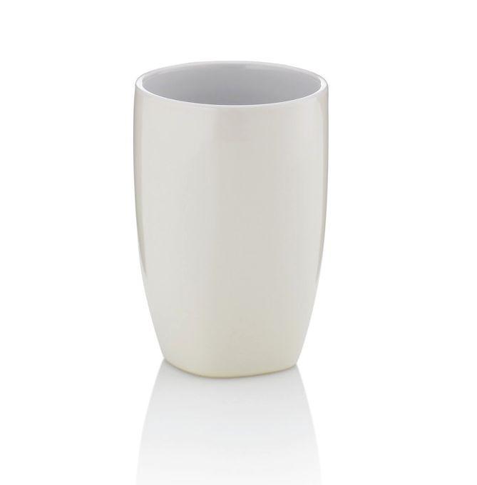 Pohár LANDORA keramika krémová KELA KL-20401