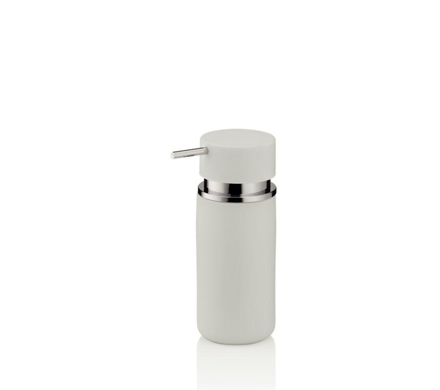 Dávkovač mýdla PER keramika bílá KELA KL-20420
