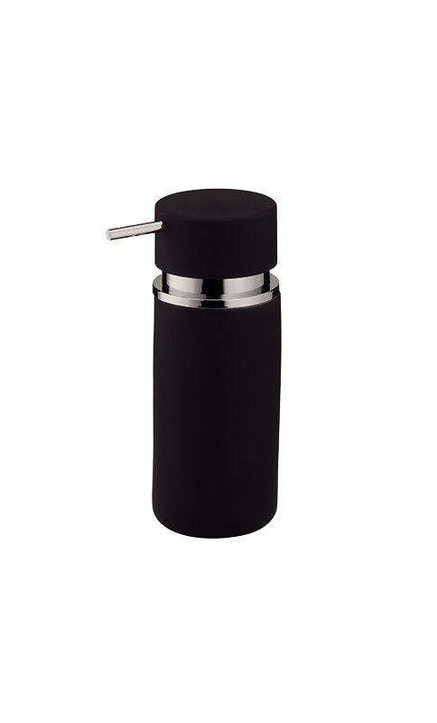 Dávkovač mýdla PER keramika černá KELA KL-20421