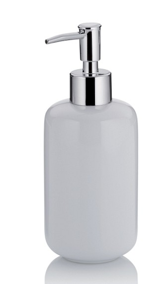 Dávkovač mýdla ISABELLA keramika bílá KELA KL-20502