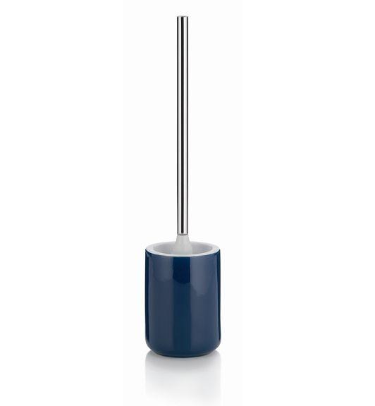 WC štětka ISABELLA keramika tm.modrá KELA KL-20511