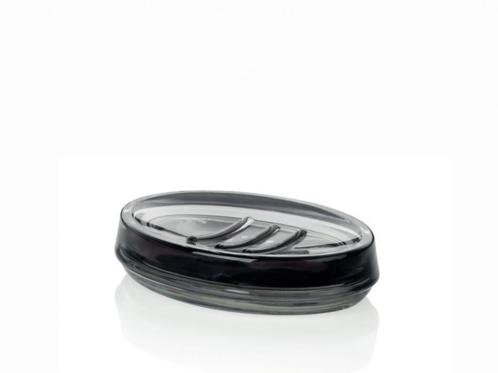 Miska na mýdlo SEVEDA šedá KELA KL-20580