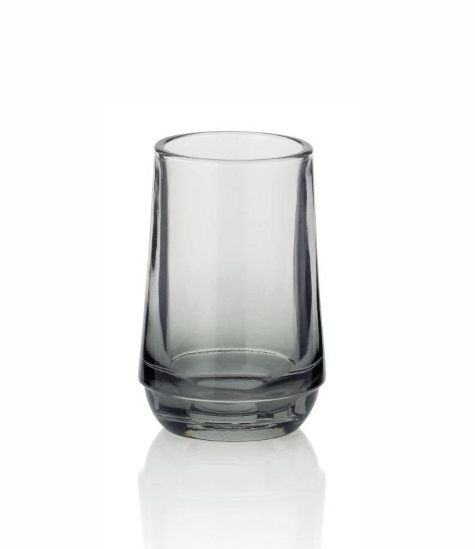 Pohár SEVEDA sklo šedý KELA KL-20581