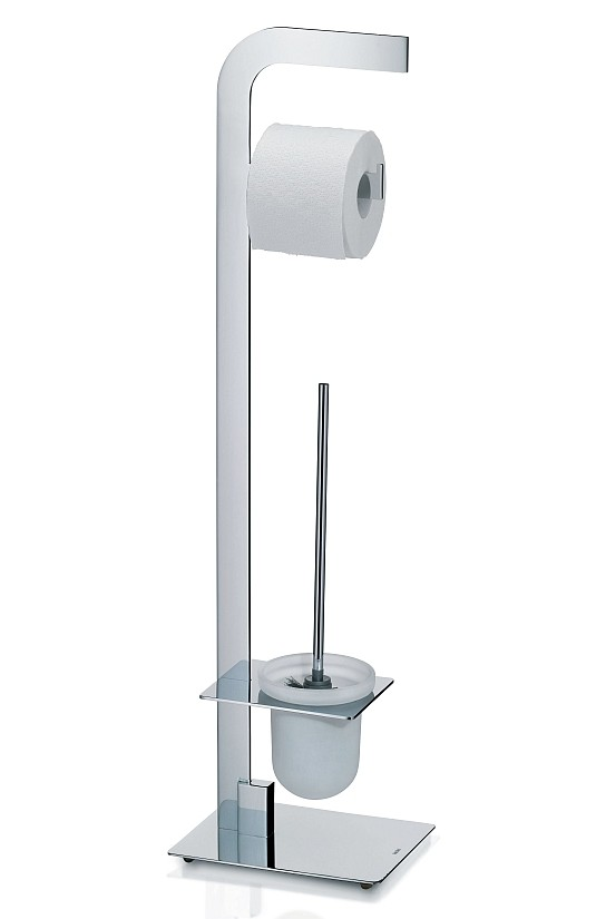 Toaletní sada CANNA chromová ocel KELA KL-21991