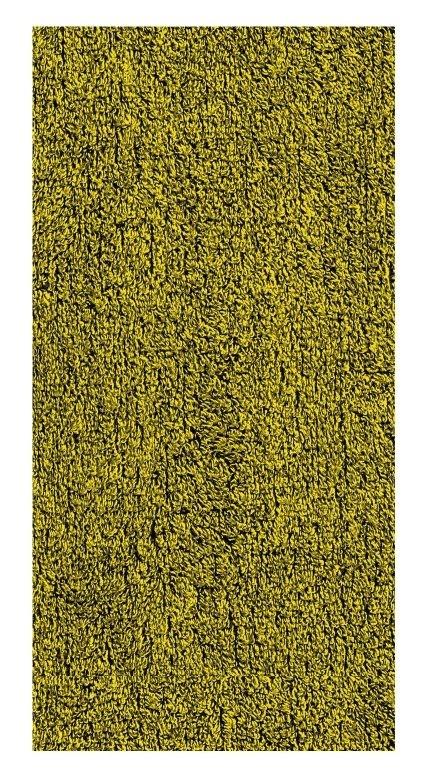 Osuška LADESSA, 100% bavlna, šedá / žlutá 70x140cm KELA KL-22180