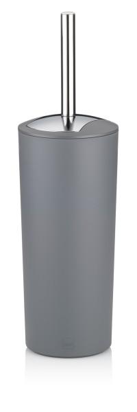 WC štětka MARTA plast šedá KELA KL-22276