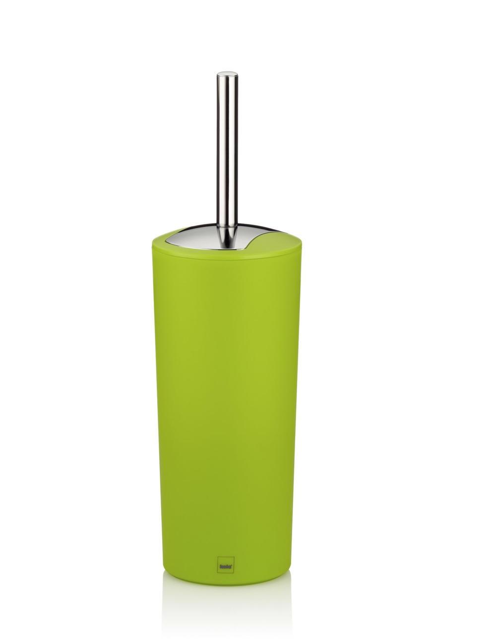 WC štětka MARTA plast zelená 36,5 cm KELA KL-22293