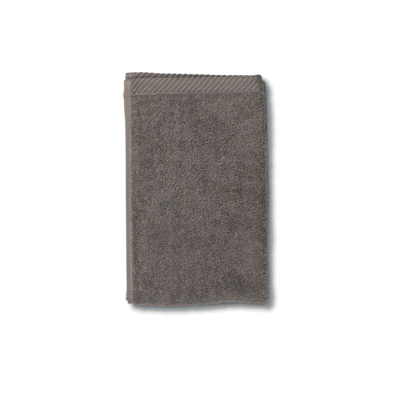 Ručník LADESSA 100% bavlna, šedá 30x50cm