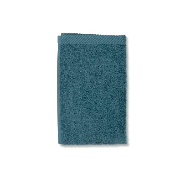 Ručník LADESSA 100% bavlna, petrolejová 30x50cm