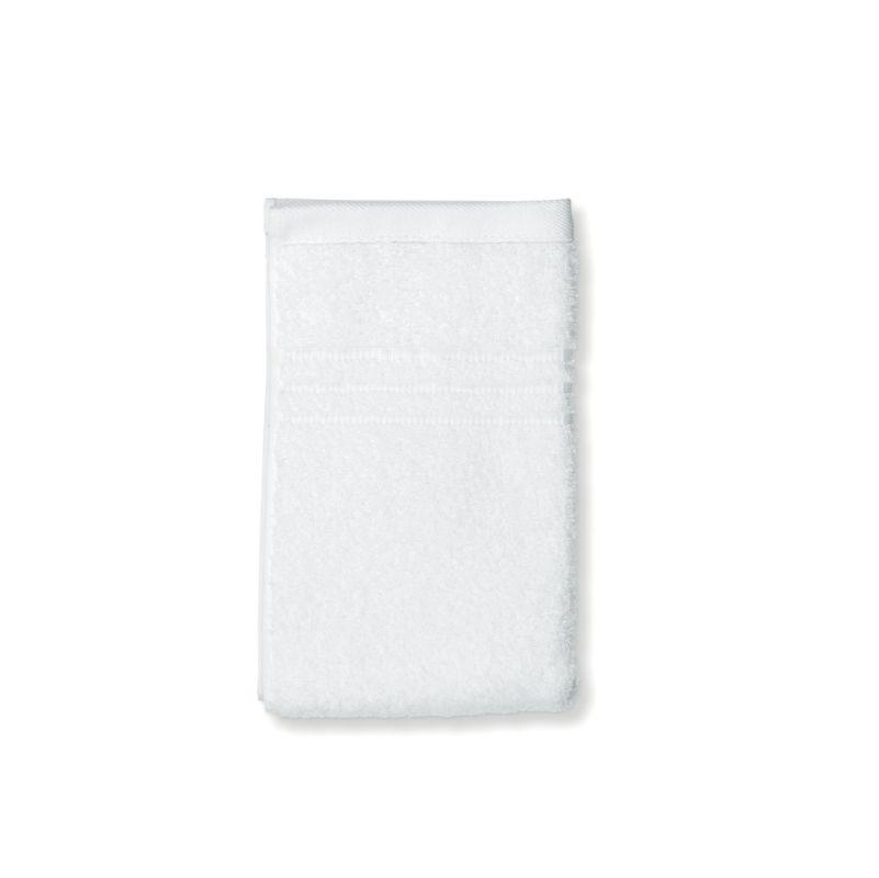 Ručník LEONORA 100% bavlna, bílá 30x50cm