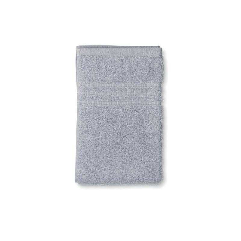 Ručník LEONORA 100% bavlna, šedá 30x50cm