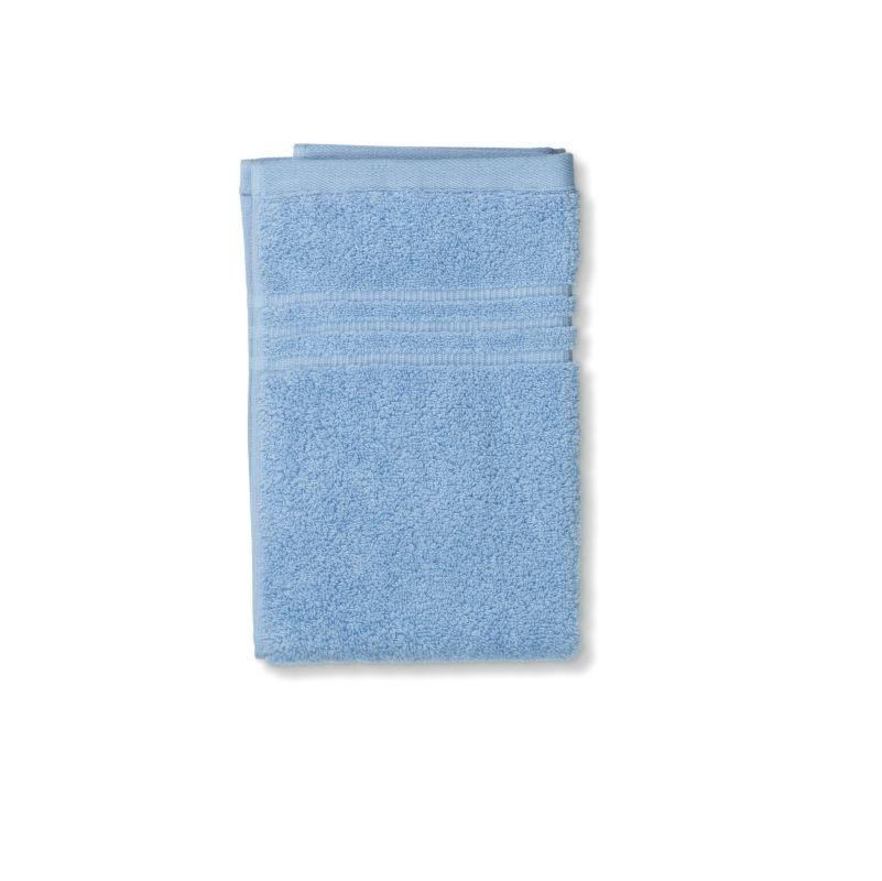 Ručník LEONORA 100% bavlna, modrá 30x50cm