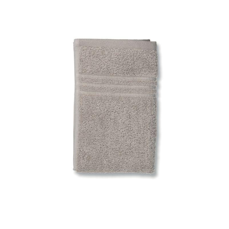 Ručník LEONORA 100% bavlna, pískově šedá 30x50cm