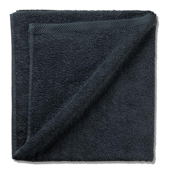 Osuška LADESSA 100% bavlna tmavěšedá 70x140cm KELA KL-23243