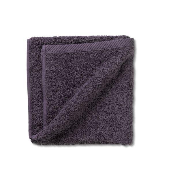Ručník LADESSA 100% bavlna fialová  50x100cm