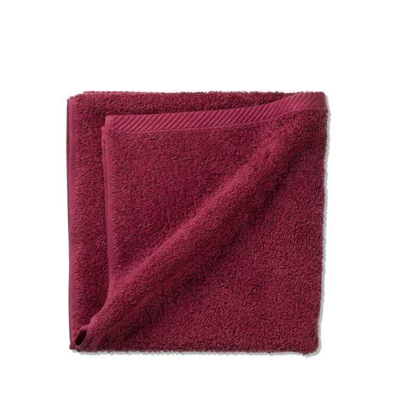 Ručník LADESSA 100% bavlna malinová  50x100cm