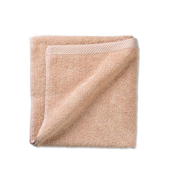 Ručník LADESSA 100% bavlna lososová  50x100cm