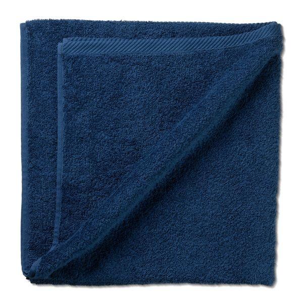 Levně Osuška LADESSA 100% bavlna modrá 70x140cm KELA KL-23287