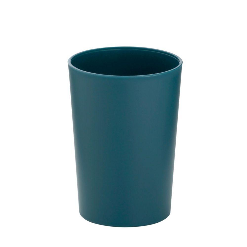 Pohár MARTA plastik petrolejová H 11cm / Ř 8cm KELA KL-24166