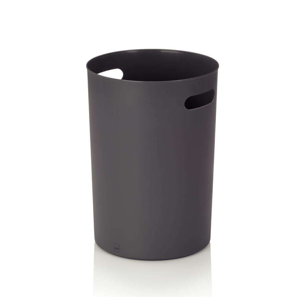 Odpadkový koš MIRO PP-plastik tm.šedý 10L