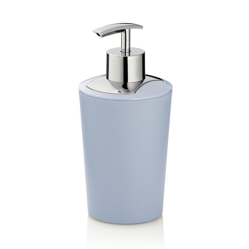 Dávkovač mýdla MARTA plast modrá