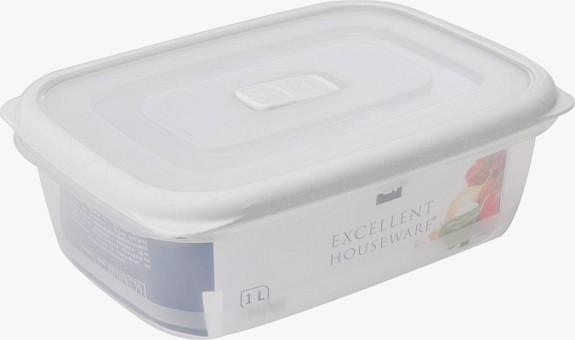 Dóza na potraviny plast 1 l