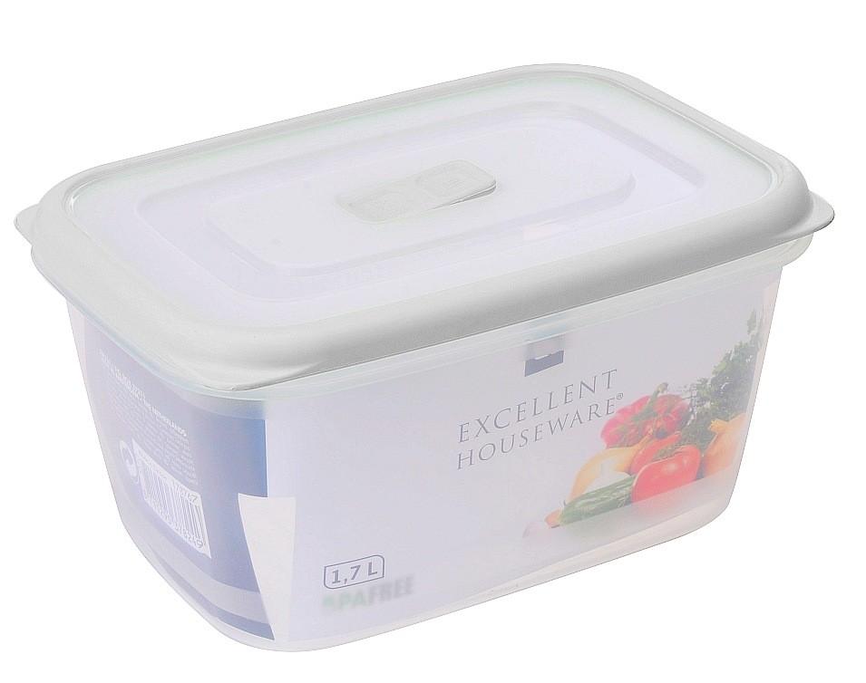 Dóza na potraviny plast 1,7 l