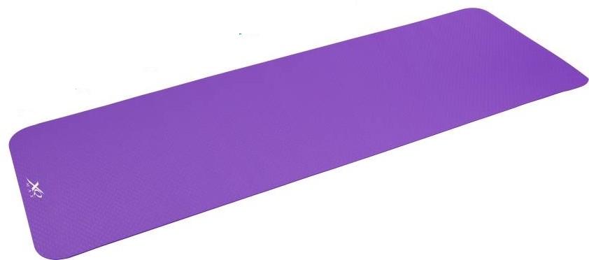 Podložka na jógu XQMAX TPE fialová PROGARDEN KO-128740070fi