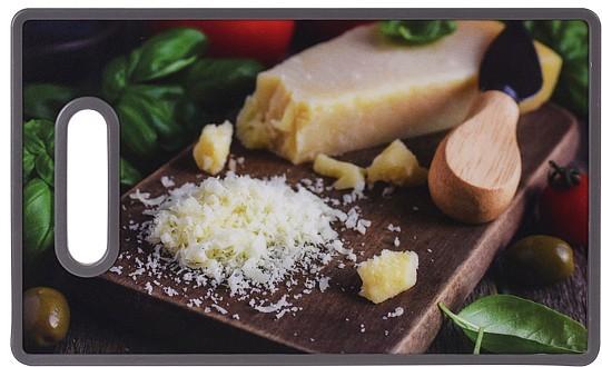 Prkénko krájecí Italian Food Cheese 36 x 22 cm