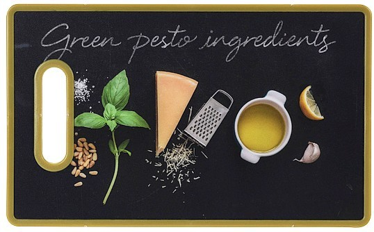 Prkénko krájecí Italian Food Pesto 36 x 22 cm