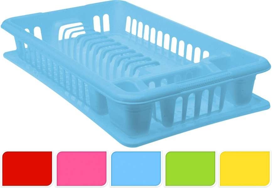Odkapávač na nádobí s tácem 5 barev EXCELLENT KO-806970330