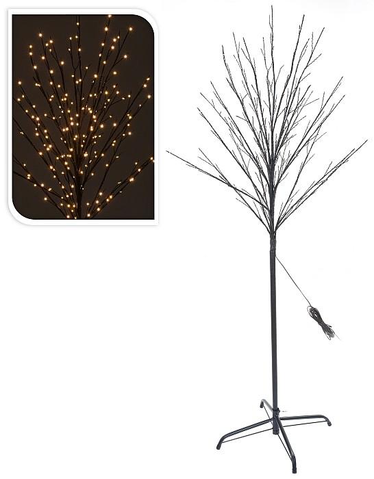 Vánoční světelný strom 150 cm 200LED