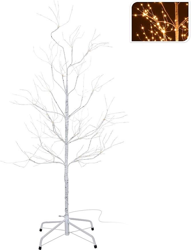 Vánoční světelný strom 120 cm 390LED HOMESTYLING KO-AXZ203000