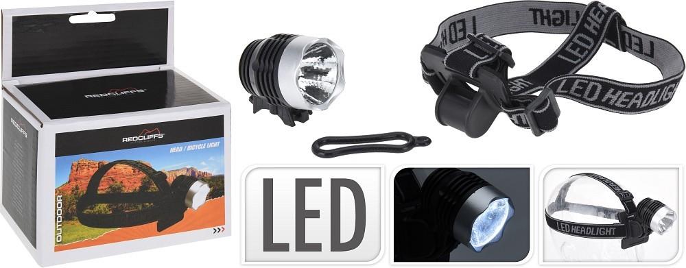 Čelovka LED flexibilní EXCELLENT KO-C22230350