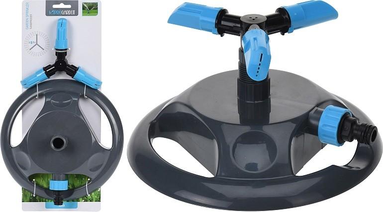 Zavlažovač zahradní třícestný rotační nadzemní PROGARDEN KO-C22280320