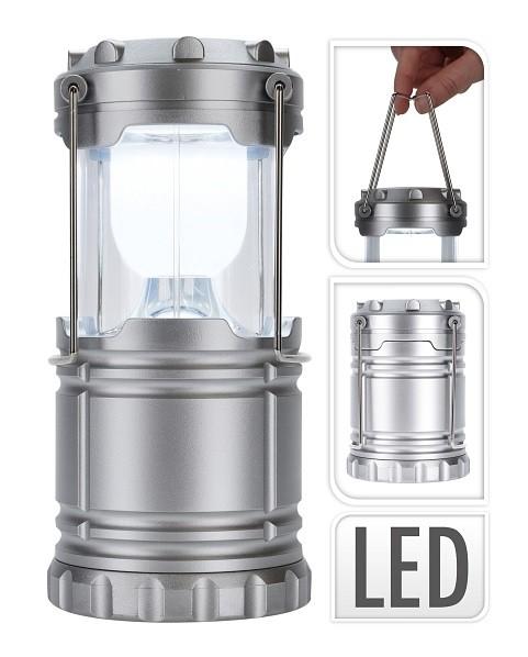 Svítilna Camping Redcliffs 6 LED diod PROGARDEN KO-C22300100