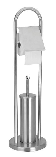 WC sada chrom 80 cm matná EXCELLENT KO-C80820070