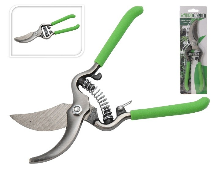 Nůžky zahradní s pogumovanou rukojetí PROGARDEN KO-CK9290200