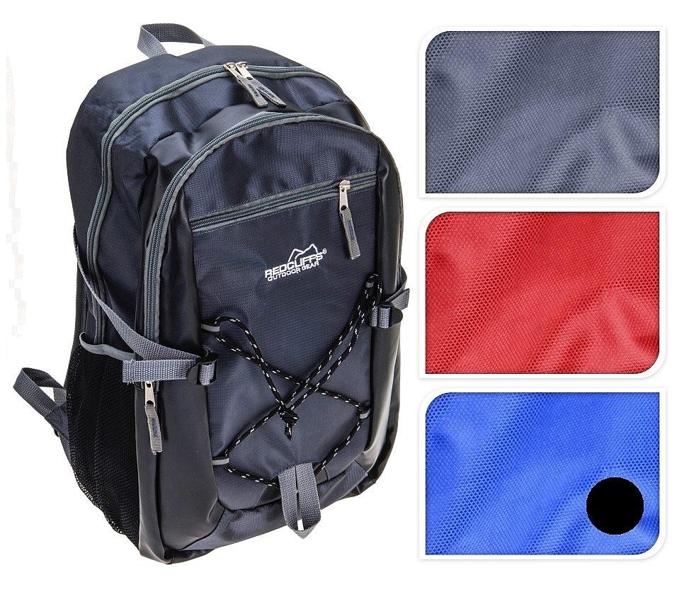 Batoh turistický REDCLIFFS 18 l modrá XQMAX KO-DB7750170modr