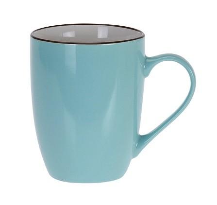 Hrnek keramika 340 ml modrá EXCELLENT KO-DN1700000mo