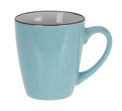 Hrnek keramika 225 ml modrá