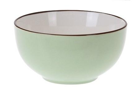 Miska keramika 13x7cm zelená EXCELLENT KO-DN1700020ze
