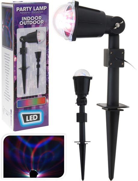 Vánoční LED světlo barevné s efekty, venkovní EXCELLENT KO-DV3215000