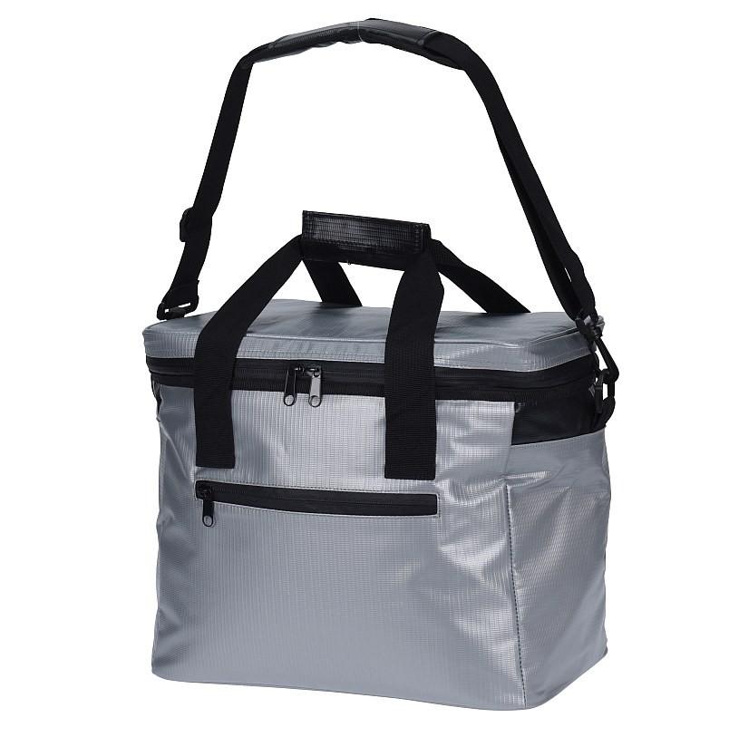 Chladící taška 18 l šedá