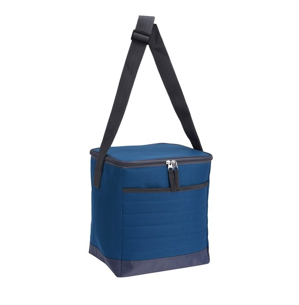 Chladící taška skládací 15 l tmavě modrá