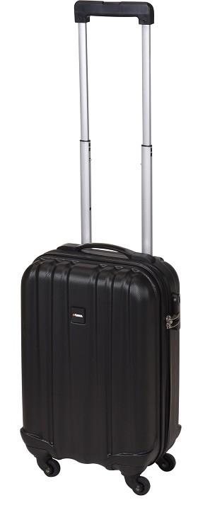 Kufr příruční na kolečkách 50 cm PROWORLD černý EXCELLENT KO-FB5000060
