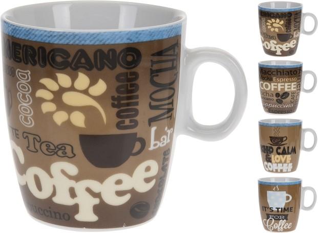 Hrnek porcelán 220 ml coffee