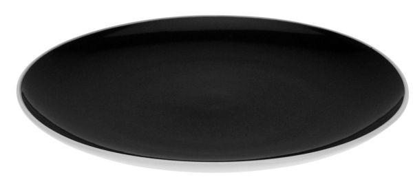 Talíř 26,5 cm, černý