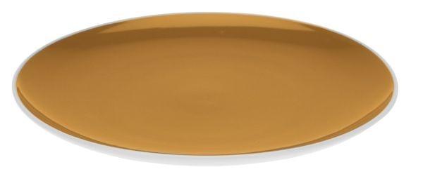 Talíř 26,5 cm, oranžový